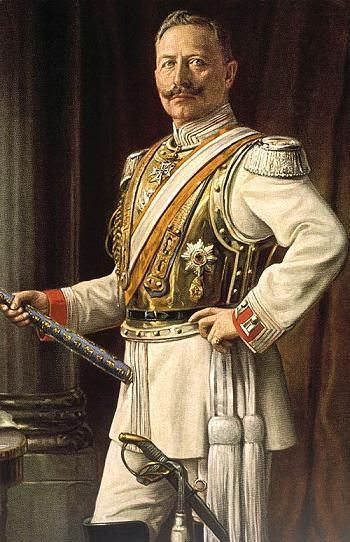 """Who&squot;s Who: Kaiser Wilhelm II."
